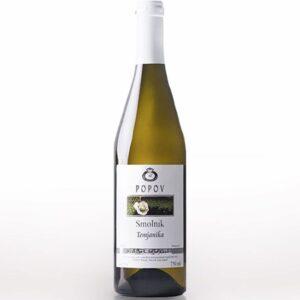 Temjanika Smolnik, Popov Winery, 2018 1